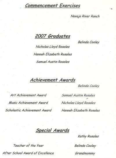triplet s kindergarten graduation program and awards these are not